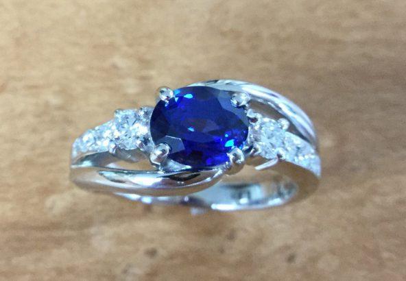 Sapphire Ring 20210607